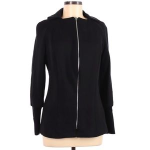 Kartas Wool Black Career Blazer Jacket NWT 40 (EU)